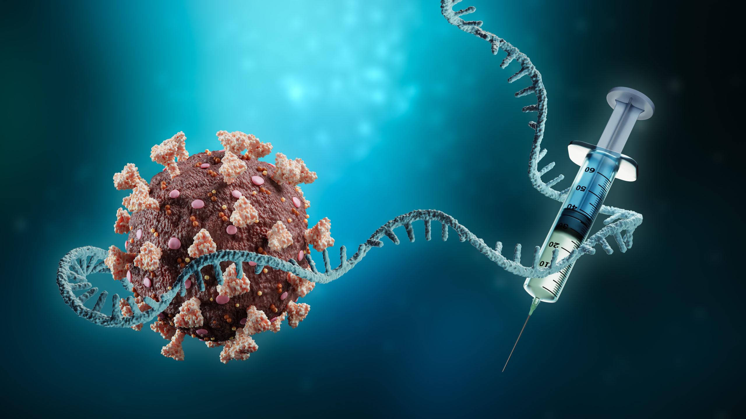 Coronavirus und mRNA