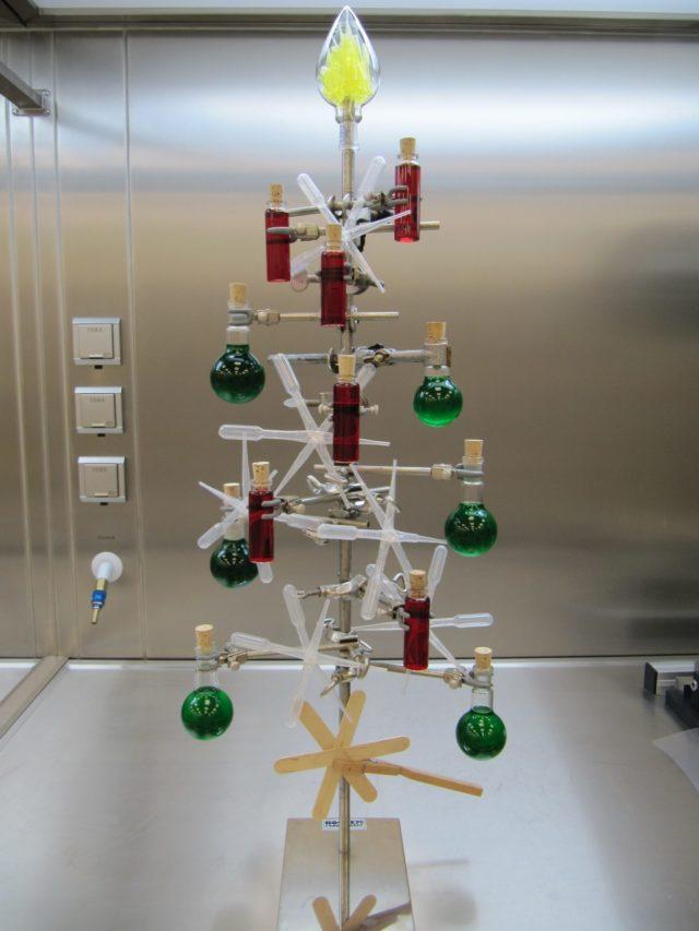 Eine LTS-Chemistree