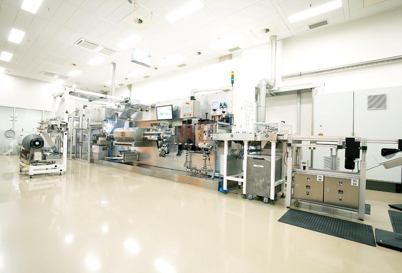 Wirkstoffpflaster und ihre Herstellung
