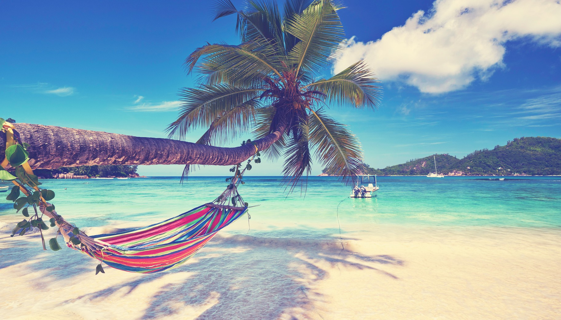 Urlaub ist die schönste Zeit des Jahres