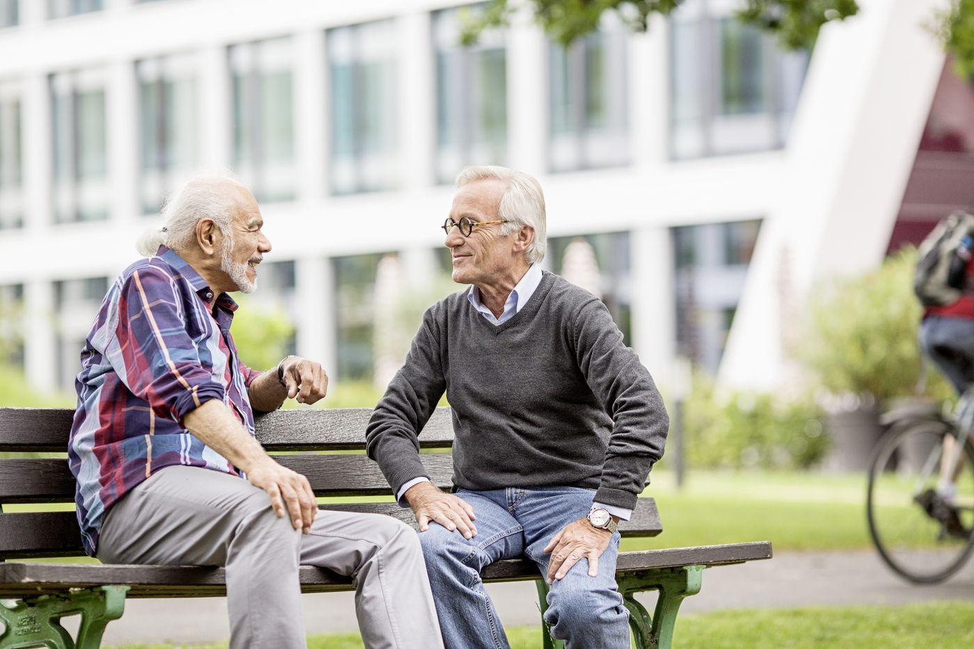 Die Alzheimer Erkrankung und der schwierige Umgang mit der Krankheit.