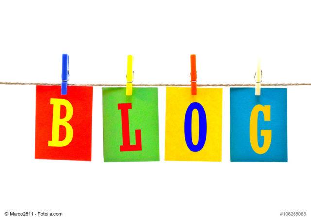 Ein Blog hilft Menschen, wichtige oder kuriose Informationen weiterzugeben.