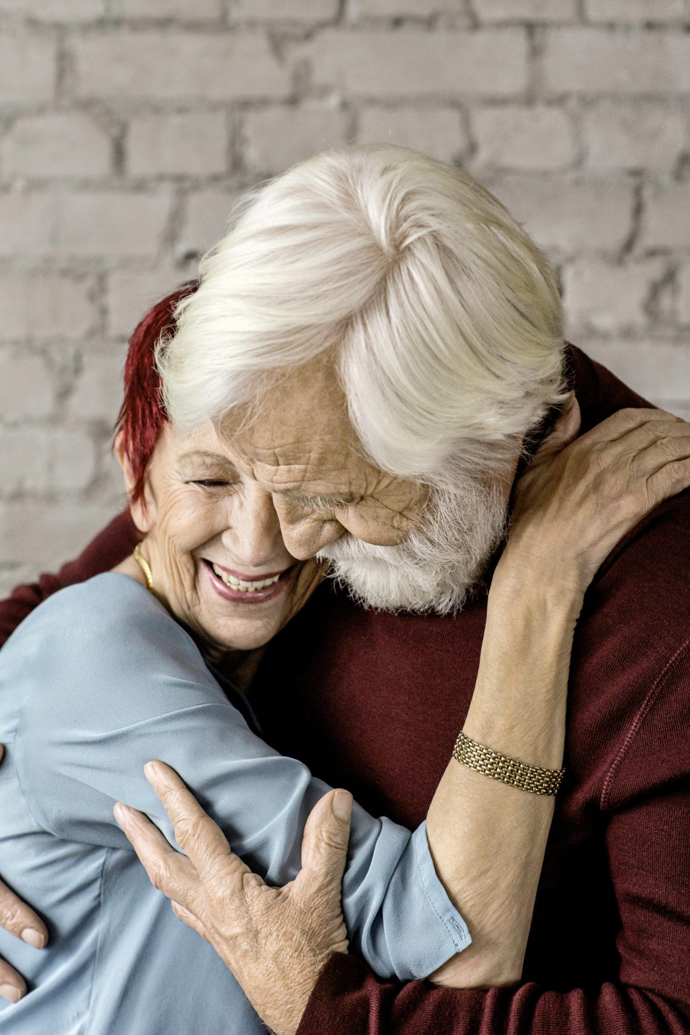 Paar im Alter