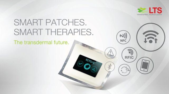 smarte patches sind Pflaster, die mitdenken.
