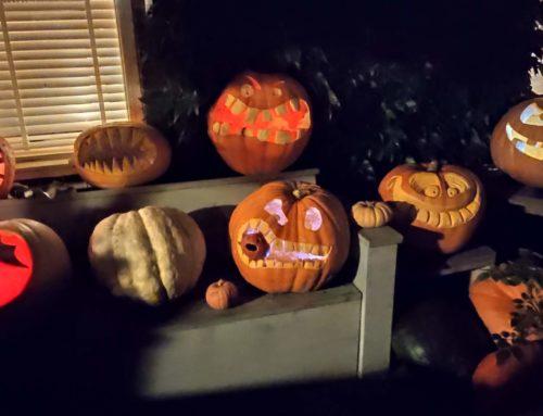 Halloween – oder was ist so schön am Gruseln?