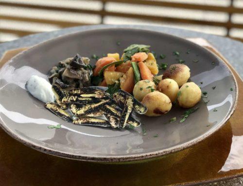 Insekten als Fleischersatz – kann sich das durchsetzen?