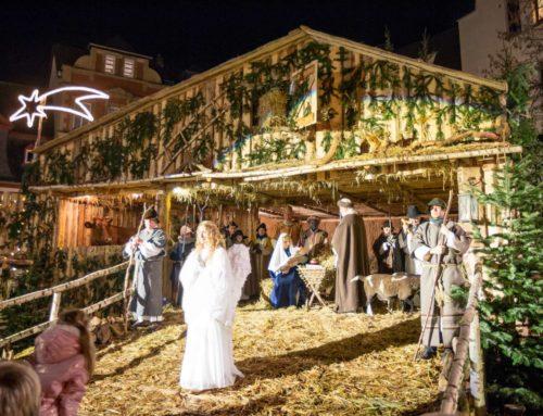 Der Weihnachtsmarkt und seine lange Geschichte