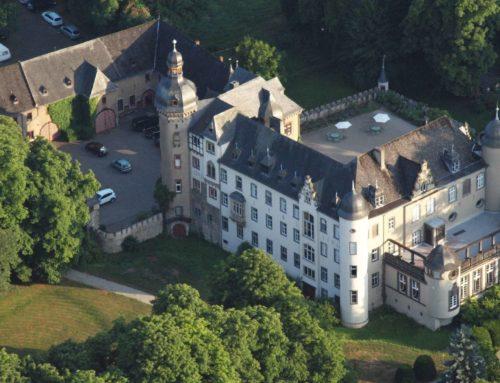 Namedy, eine Burg voll Kunst und Musik