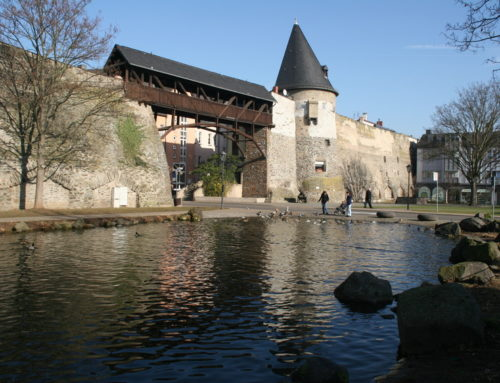 Andernach – Ancient Roman Town and Home to LTS AG