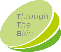 Through The Skin Logo